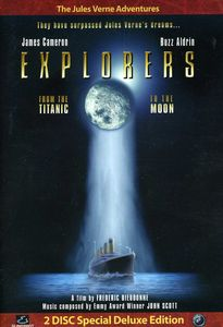 James Cameron Explorers from Titanic