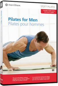 Pilates for Men (Eng/ Fre)