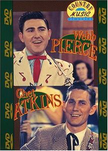 Webb Pierce and Chet Atkins
