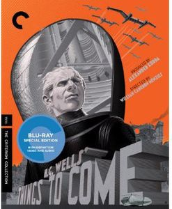 Criterion Collection: Things To Come