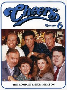 Cheers: The Complete Sixth Season