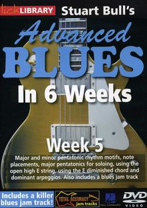 Advanced Blues in 6 Weeks 5
