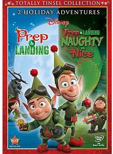 Prep and Landing: Naughty vs. Nice