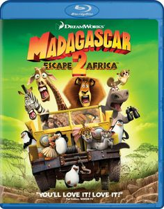 Madagascar: Escape 2 Africa [Widescreen]