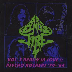 Really in Love!: Psycho Rockers 1979-84 3