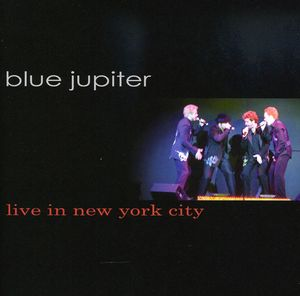 Blue Jupiter Live in New York City