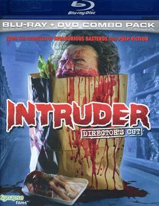 Intruder [1989] [Blu-ray/ DVD combo] [WS]