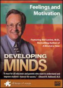 Developing Minds: Feelings and Motivation [3 Discs] [Educational]