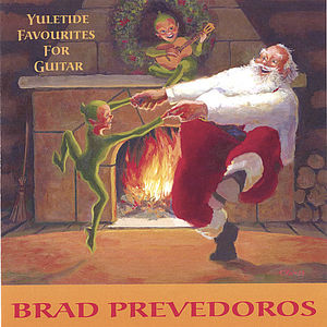 Yuletide Favourites for Guitar