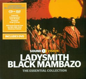 Ladysmith Black Mambazo-Live at Montreux