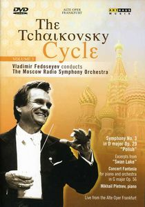 Symphony 3: Polish /  Tchaikovsky Cycle 3