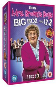 Mrs Brown's Boys Big Box