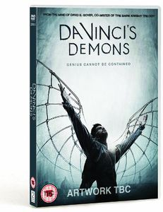 Da Vinci's Demons-Season 1 [DVD]