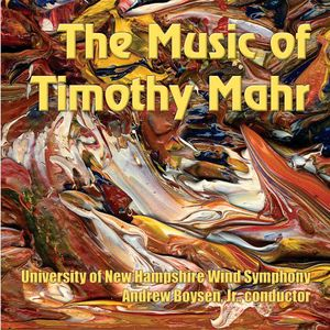 Music of Timothy Mahr