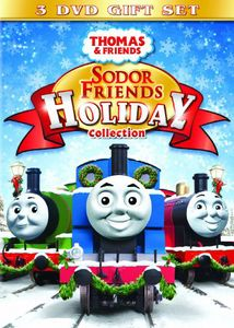 Sodor Friends Holiday Collection [Gift Set] [3 Discs] [Full Screen]