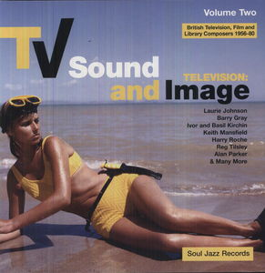 TV Sound and Image Vol. 2: British Television Film