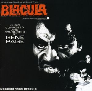 Blacula (Original Soundtrack) [Import]
