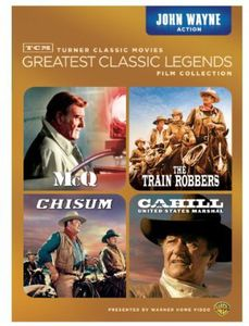 TCM Greatest Classic Legends Film Collection: John Wayne Action