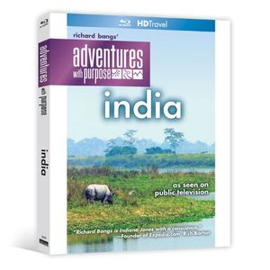 Adventures with Purpose: India