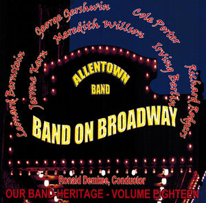 Band on Broadway-Our Band Heritage Vol. 18