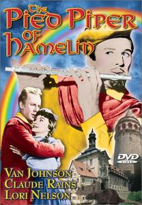 Van Johnson: The Pied Piper Of Hamelin