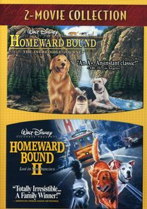 Homeward Bound: Incredible Journey & Lost in SF