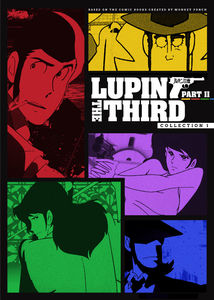 Lupin The 3rd: Series 2 Box 1