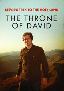 Stevie's Trek to the Holy Land: Throne of David