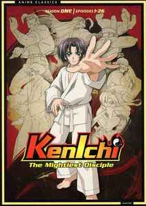 Kenichi: The Mightiest Disciple - Season One - Classic