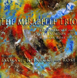 Music of Damase, Reinecke & Rose