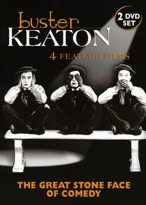Buster Keaton, Vol. 1 and 2