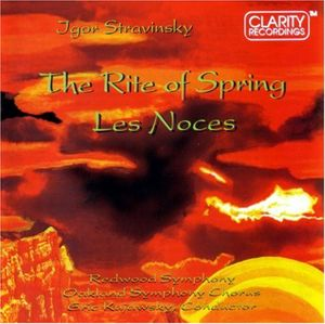 Stravinsky, I. : Rite of Spring/ Noces