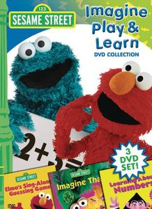Imagine Play and Learn [3 Discs] [Box Set]