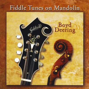 Fiddle Tunes on Mandolin