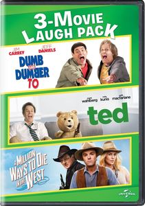 Dumb And Dumber To/ Ted/ A Million Ways To Die In The West