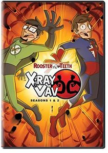 X-Ray And Vav: Seasons 1 And 2