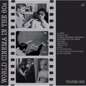 World Cinema in the 60's 1 /  Various [Import]