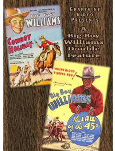 Cowboy Holiday (1934)/ Law Of 45S (1935)