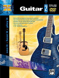 Alfred's Max Guitar, Vol. 2 [Instructional] [W Book]