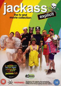 Jackass: TV & Movie Collection Explicit
