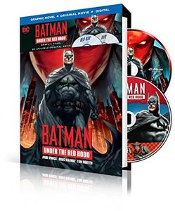 Batman: Under The Red Hood/ Batman: Under The Red Hood Graphic Novel