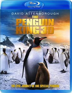 Penguin King 3D David Attenborough [Import]