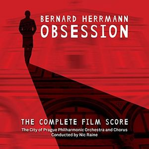 Bernard Herrmann: Obsession (Original Soundtrack) [Import]