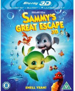 Sammy's Great Escape 3D