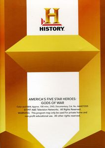 America's Five Star Heroes: Gods of War
