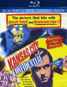 Kansas City Confidential [With DVD] [Widescreen] [Remastered]