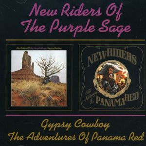 Gypsy Cowboy /  the Adventure of Panama Red [Import]