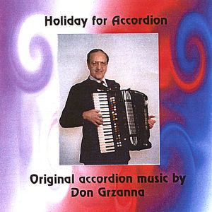 Holiday for Accordion
