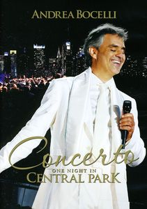 Concerto: One Night in Central Park (DVD)