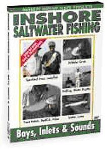 Inshore Saltwater Fishing: Bays Inlets & Sounds